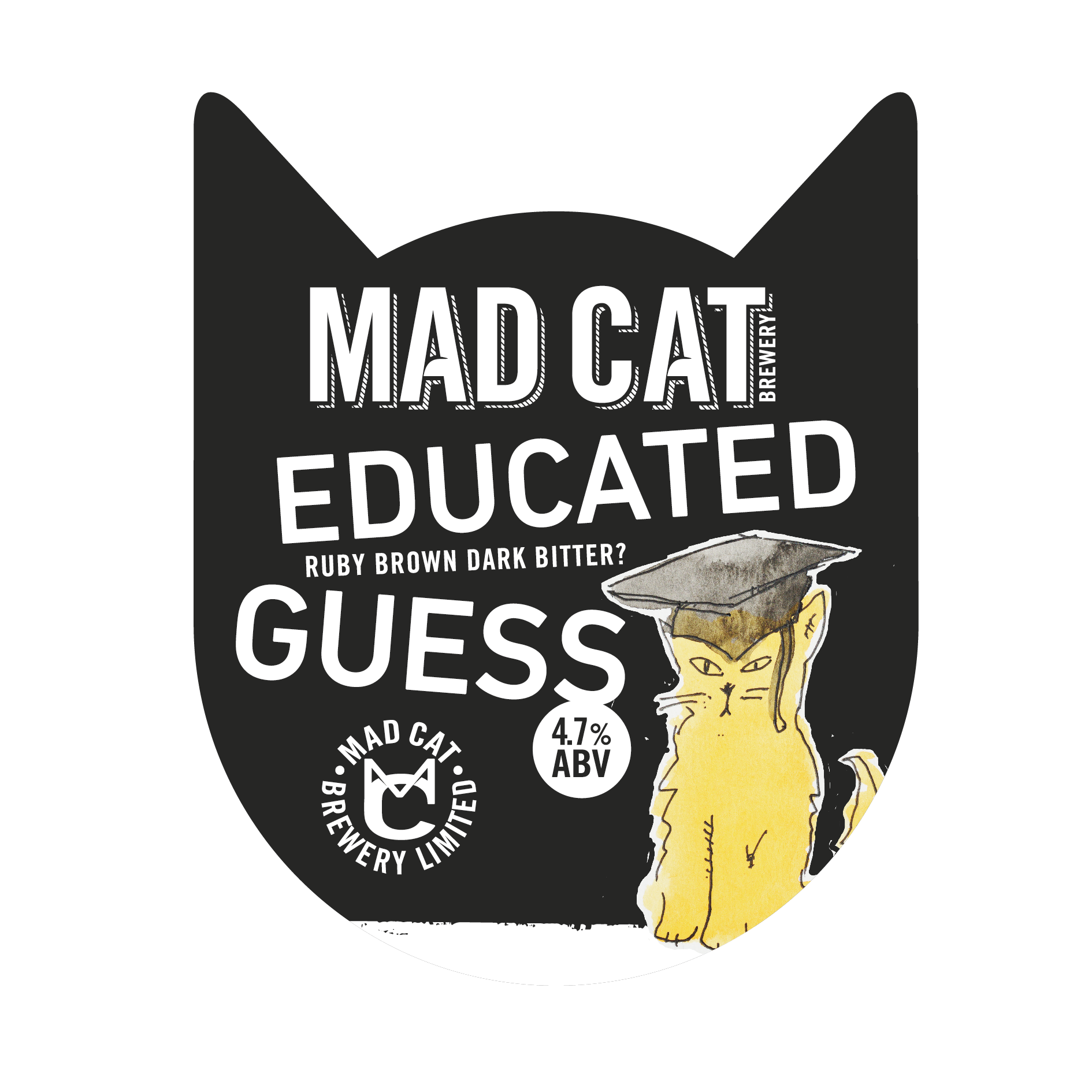 Educated Guess pump clip seasonal