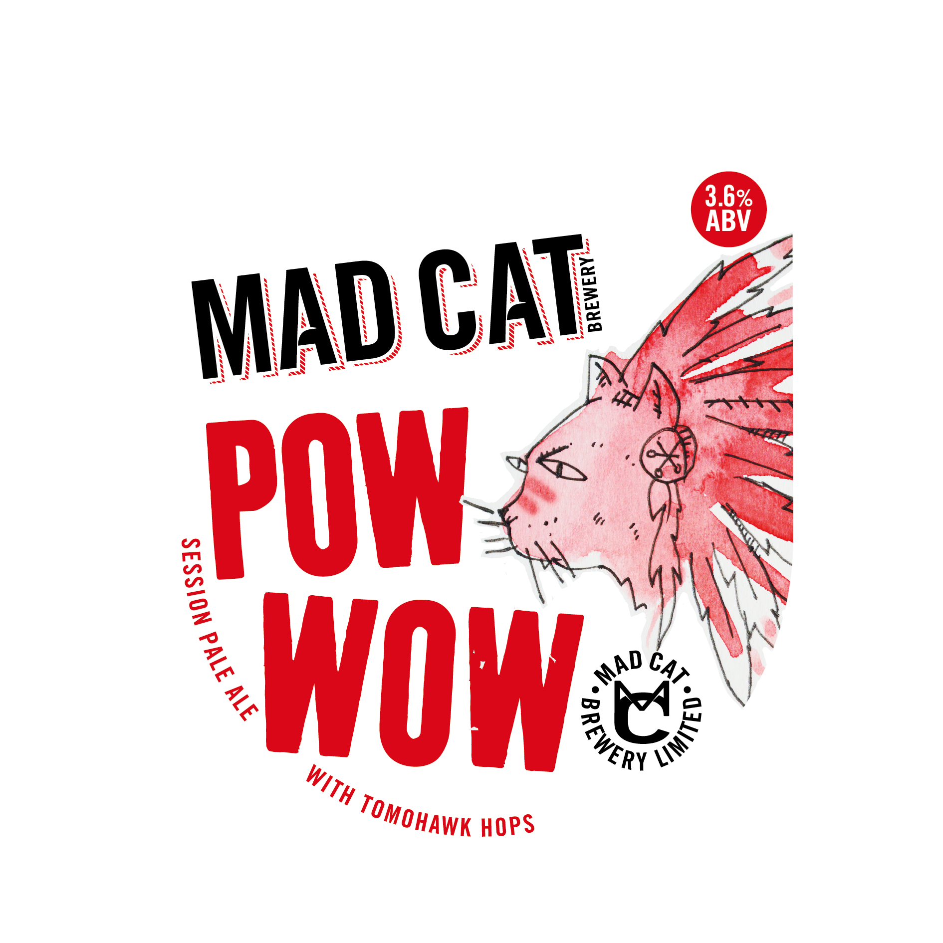 pow wow pump clip seasonal