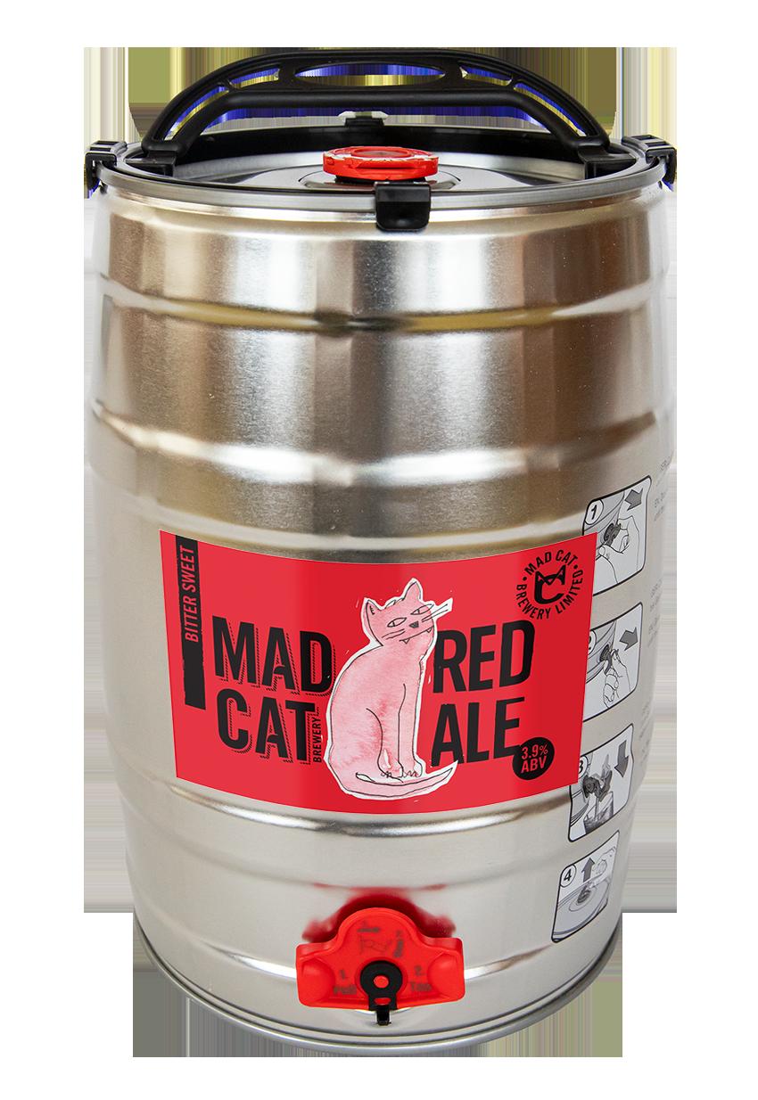 red ale minikeg trade
