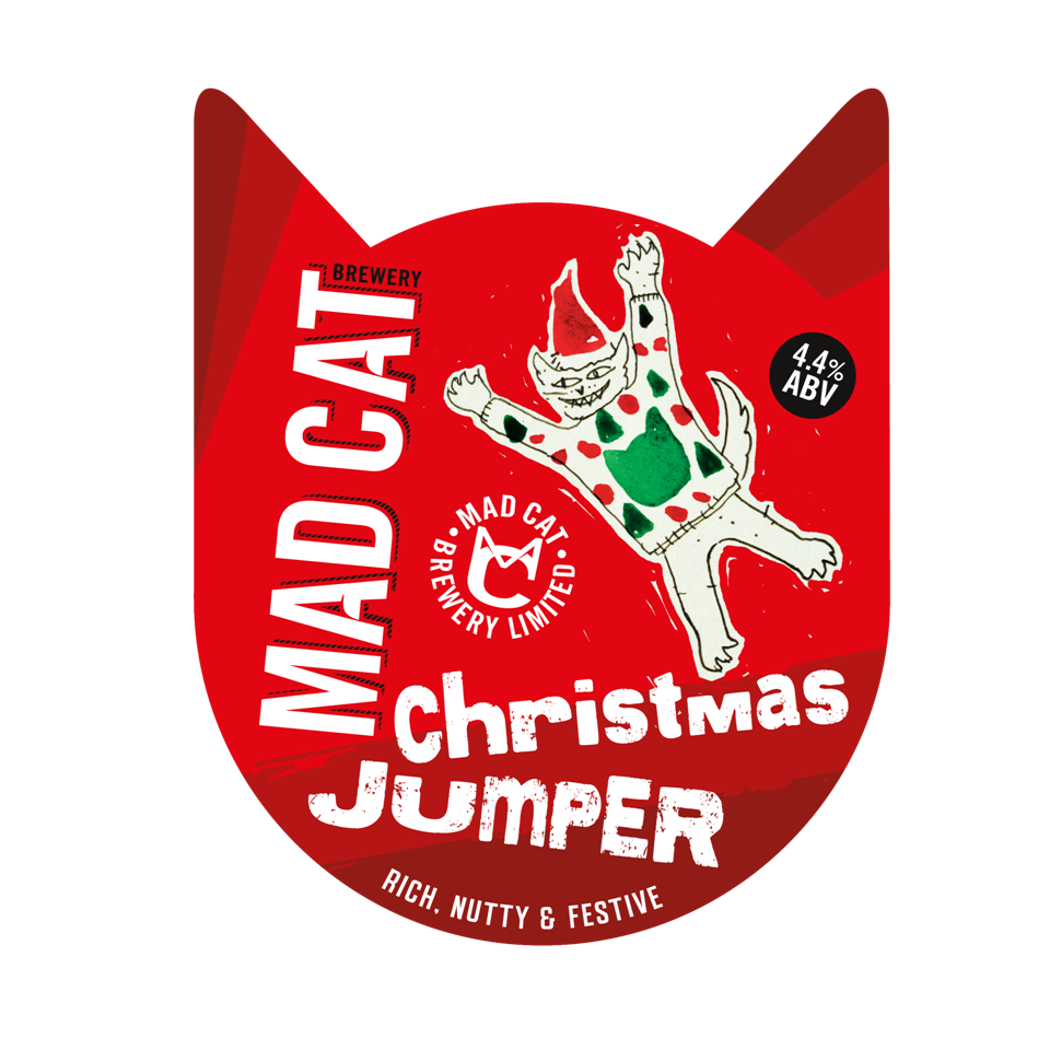 Christmas Jumper pump clip