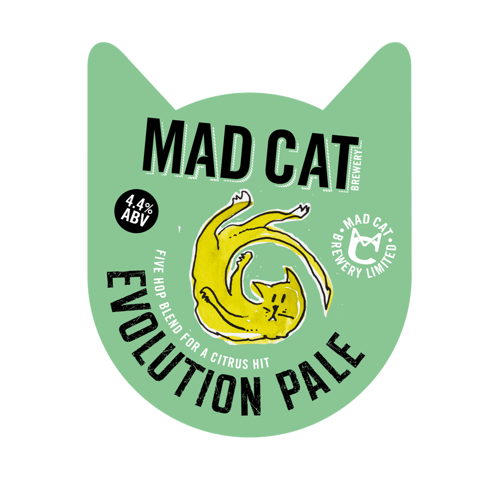 Evolution Pale Standard Pumpclip